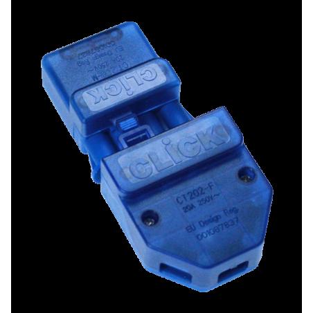 Click CT202C Flow Connector 20A 250V