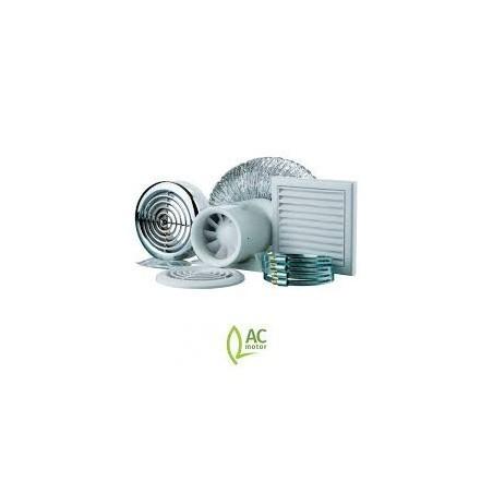 Blauberg KITDUCTO100-1 Shower Fan Kit 7.5W