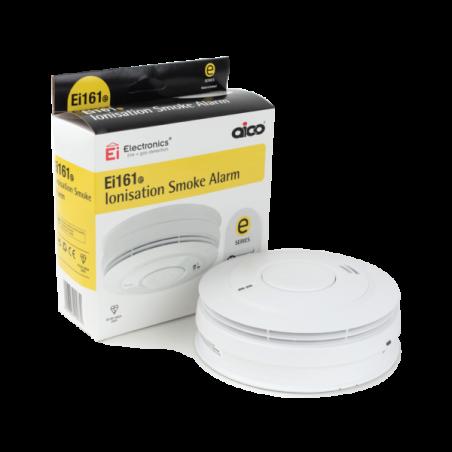 Aico Ei161e Mains powered Ionisation Smoke Alarm