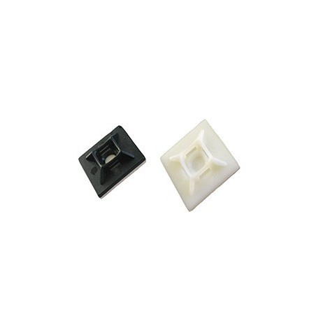 SWA SAM20B-2 S/A Mount 2Way 19x19mm Black Pack of 100