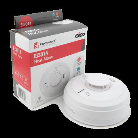 Aico Ei3014 Mains powered Heat Alarm Aico - 3