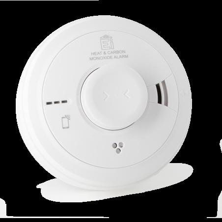 Aico Ei3028 Mains Powered Heat and Carbon Monoxide Alarm Aico - 2