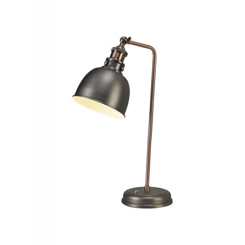 Comet Adjustable Table Lamp 1 X E27, Comet Retro Metal Table Lamp