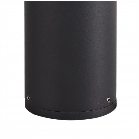 Divina 90cm Post Lamp 1 x E27, IP54, Anthracite/Opal, 2yrs Warranty DELight - 7