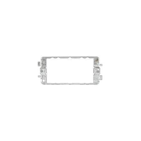 MK K3703 Frame 2 Gang 3 Module Grid Frame