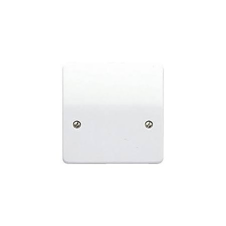 MK K5045WHI 45A 1 Gang White Connection Unit for Cooker Outlet