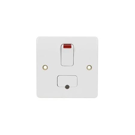 MK K1040WHI 13A White Switched Fused Connection Unit