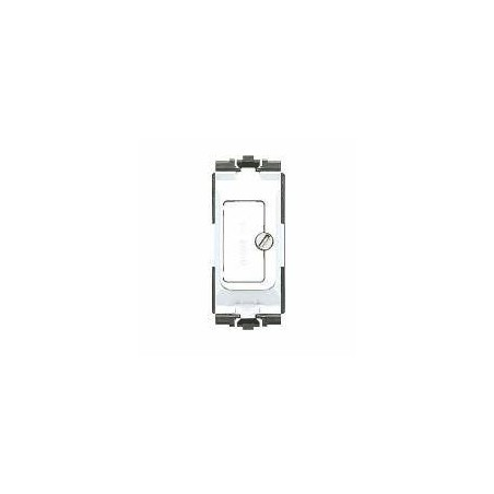 MK K4890WHI 13A Fuse White Grid Unit