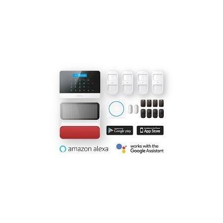 Curv360 Wireless Secuirty Home Alarm Kit