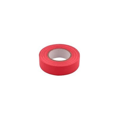 Unicrimp 1933R 19mmx33m Red PVC Insulation Tape 19mm x 33m