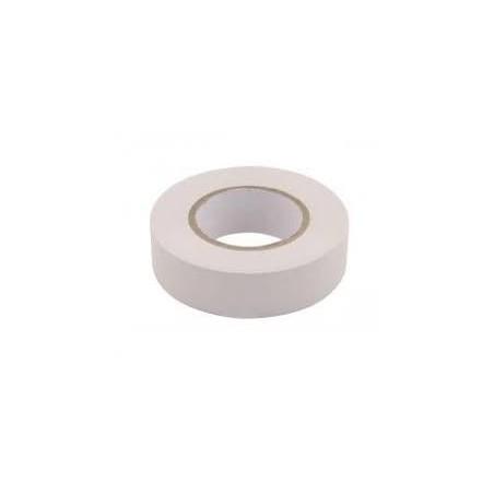 Unicrimp 1933W 19mmx33m White PVC Insulation Tape 19mm x 33m
