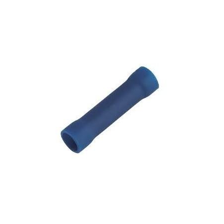 Unicrimp QBB Pre-Insulated Blue Terminal Butt Splice Connectors Pack of 100