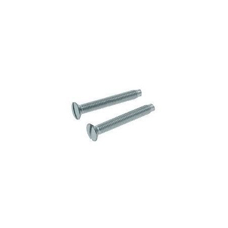 Unicrimp QRCSM35X50 M3.5x50mm Machine screws Raised Countersunk for Sockets and Switches Pack of 100