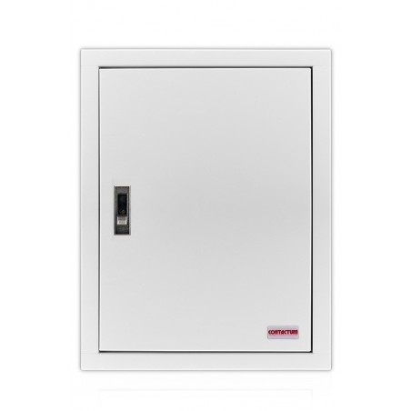 Contactum DDB125FI412 12 Way 3 Phase TP&N Distribution Board with 125A 3PH Main Switch