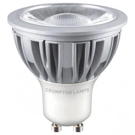 Crompton LGU105CWCOB 5W LED GU10 COB PAR16 4000k Cool White Non Dimmable