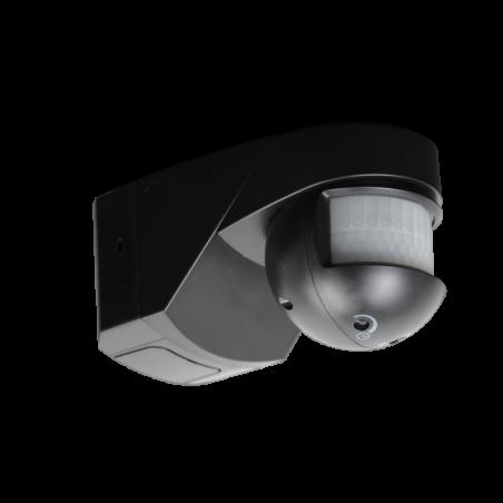 Knightsbridge OS001B IP55 200° PIR Sensor - Black