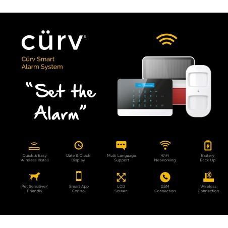 Curv360 Wireless Security Home Alarm Kit-3