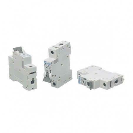 Europa EUC1P16D 16A Single Pole MCB Type D 10kA