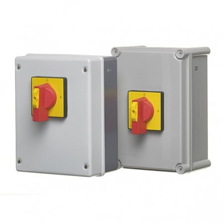 Europa LBC324P 32A 4 Pole Change Over Switch