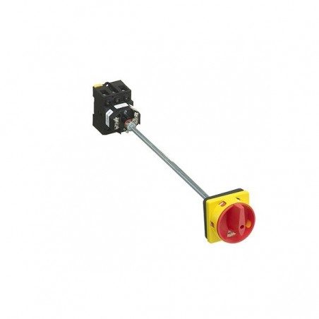 Europa LBDI1253P 125A 3 Pole Door Interlock Rotary Isolator