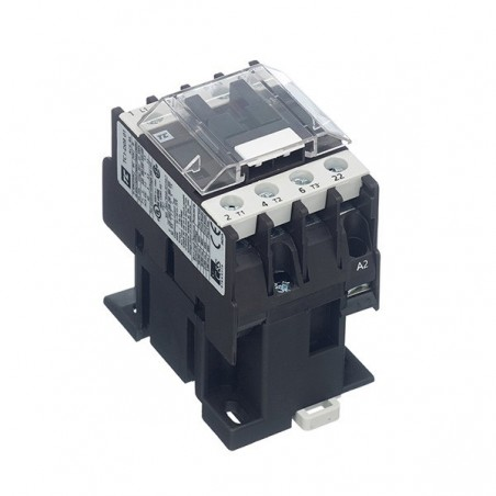 Europa TC1-D1810P7 18A 9KW AC3 (32A AC1) 230V Three Pole Contactor