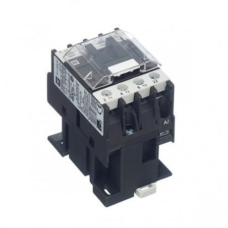 Europa TC1-D2501B7 25A 11KW AC3 (40A AC1) 24V AC Three Pole Contactor