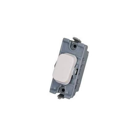 Schneider Lisse GGBL10IW Intermediate Grid Switch