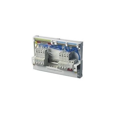 Europa ELCU20SP17/80-SPD 100A 2x80A Split Load 7+7 Free Ways Metalclad Consumer Unit