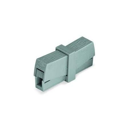 Wago 224-201 24A 0.5mm-2.5mm Grey Lighting Connector Pack of 50