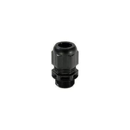 Wiska 10066123 25mm Black Dome Top Cable Gland ESKV25