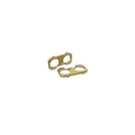 Wiska EC308 Earthing Nuts for Combi 308 Boxes Pack of 2
