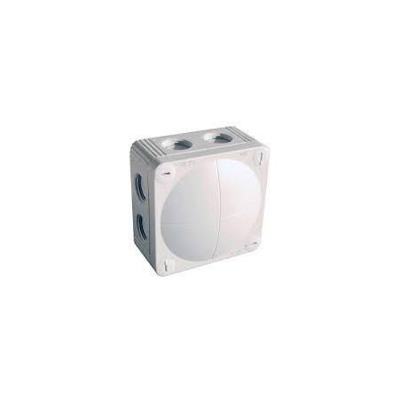 Wiska 10060401 Grey Combi Box 308/5 5 pole Junction Box IP67