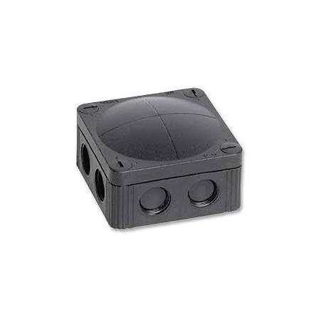 Wiska 10060580 Black Combi Box 308/5 5 pole Junction Box IP67
