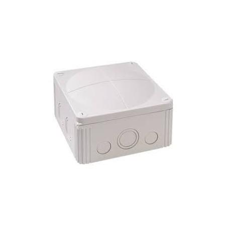 Wiska 10060702 Grey Combi Box 1010/LEER Empty Junction Box IP67