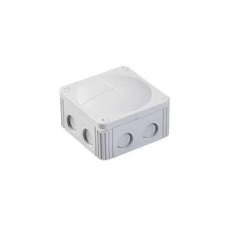 Wiska 10061778 Grey Combi Box 607/5 5 pole Junction Box IP67