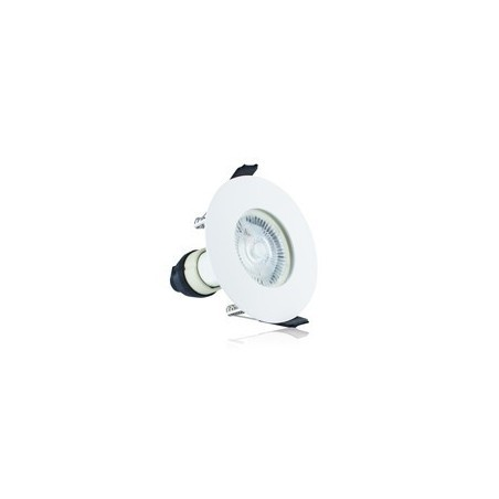 Integral ILDLFR70D001 GU10 Fire Rated White Downlight