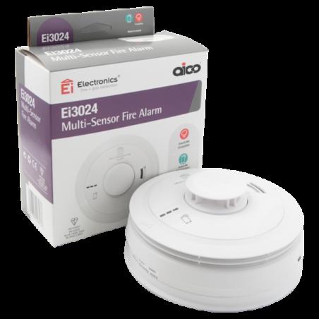 Aico Ei3024 Multi Sensor Smoke Alarm