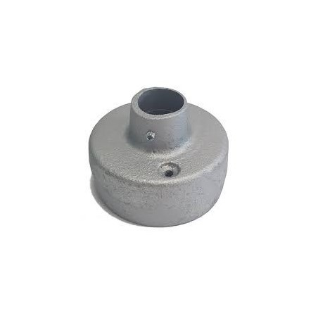 Demon Cato CL16G 20mm Back Outlet Box Galv