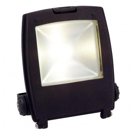 Ansell Mira LED Floodlight - 10W Cool White - Graphite