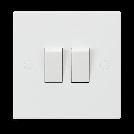 Knightsbridge SN3000 10AX 2G 2-Way Switch