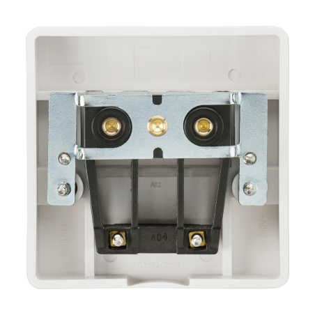Knightsbridge SN8340 45A Cooker Connection Unit
