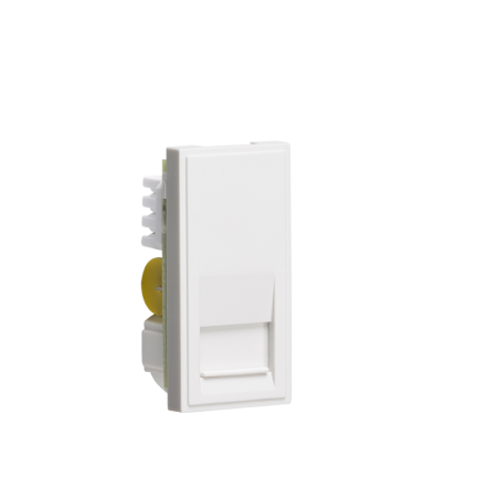 Knightsbridge NETBTMWH Telephone Master Outlet Module 25 x 50mm (IDC) - White