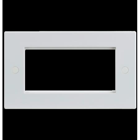 Knightsbridge NET4GWH 4G Modular Faceplate - White