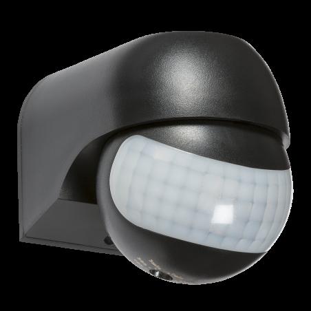 Knightsbridge OS0014B IP44 180° Mini PIR Sensor - Black
