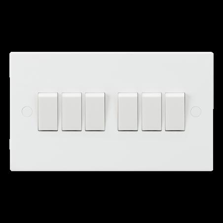 Knightsbridge SN4200 10AX 6G 2-Way Switch