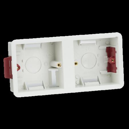 Knightsbridge SN8380D 35mm Dual Dry Lining Box