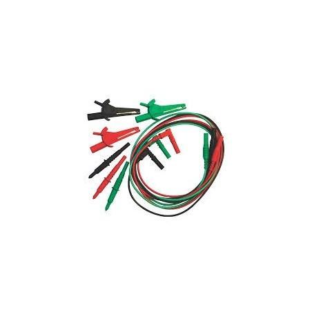 DiLog LS3W9073 3 Wire Meter Lead Set