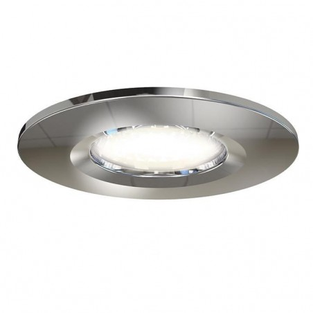 Ansell APRILEDBZ/CH Prism LED Fire Rated Downlight Accessory Chrome trim bezel