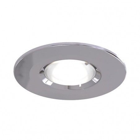Ansell AEFRD/CH Edge GU10 Fire Rated Downlight 50W - Chrome