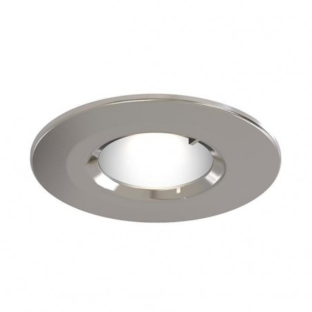 Ansell AEFRD/IP65/SC Edge GU10 IP65 Fire Rated Downlight 50W - Satin Chrome